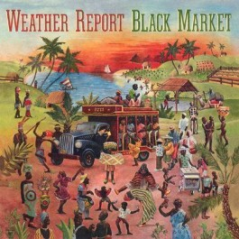 Weather Report Black Market CD