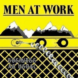 Men At Work Business As Usual CD