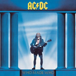 Ac/dc Who Made Who CD