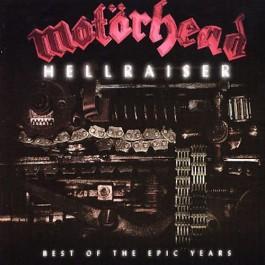 Motorhead Hellraiser - The Best Of CD