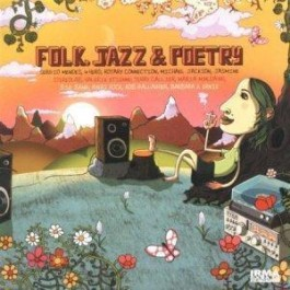 Various Artists Folk, Jazz & Poetry CD