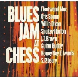 Various Artists Blues Jam In Chicago Vol.1 CD