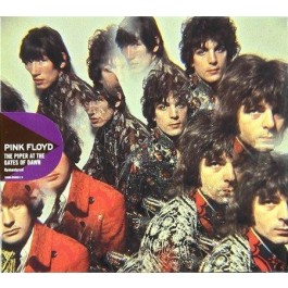 Pink Floyd Piper At The Gates Of Dawn 2011 Remaster CD