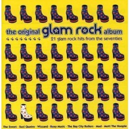 Various Artists Original Glam Rock Album CD