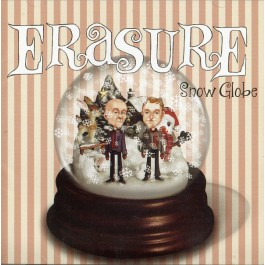 Erasure Snow Globe CD