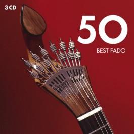 Various Artists 50 Best Fado CD3