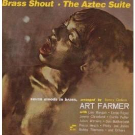 Art Farmer Brass Shout, Aztec Suite CD