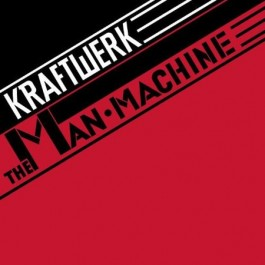Kraftwerk Man Machine Remasters CD