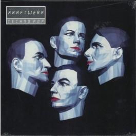 Kraftwerk Techno Pop LP