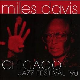 Miles Davis Chicago Jazz Festival 90 CD