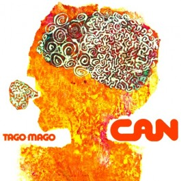 Can Tago Mago Remasteres Orange Vinyl LP2