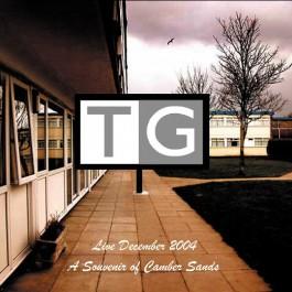 Throbbing Gristle Souvenir Of Camber Sands Live December 2004 CD2