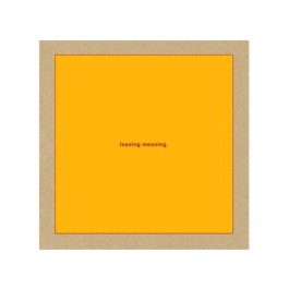 Swans Leaving Meaning CD