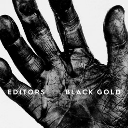 Editors Black Gold - Best Of White LP2