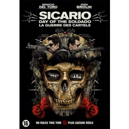 Stefano Solima Sicario Day Of The Soldado Nema Hr Podnaslov DVD