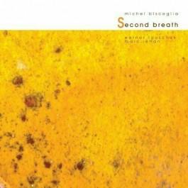 Michel Bisceglia Trio Second Breath CD