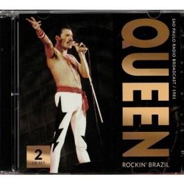 Queen Rockin Brazil Sao Paulo Radio Broadcast 1981 CD2