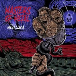 Various Artists Master Of Metal Tribute To Metallica LP