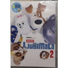 Chris Renaud Jonathen Del Val Tajni Život Ljubimaca 2 DVD