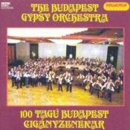 Budapest Gypsy Orchestra 100 Tagu Budapest Ciganyzenekar CD