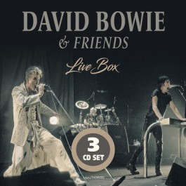 David Bowie & Friends Live Box CD3