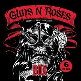 Guns N Roses Legendary Radio Broadcasts CD6
