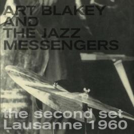 Art Blakey And The Jazz Messengers Second Set Lausanne 1960 LP
