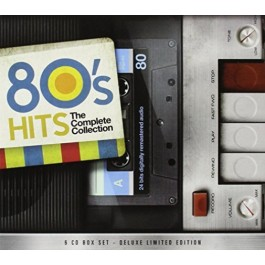 Various Artists 80s Hits The Complete Collection CD6