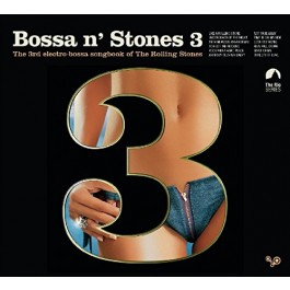 Various Artists Bossa N Stones 3 CD