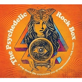 Various Artists Psychedelic Rock Box CD6