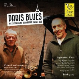 Riccardo Zegna Giampaolo Casati Duo Paris Blues Limited LP