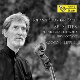 Rocco Filippini Bach Sei Suites Per Violoncello Solo SACD2