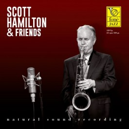 Scott Hamilton & Friends Scott Hamilton & Friends Limited LP