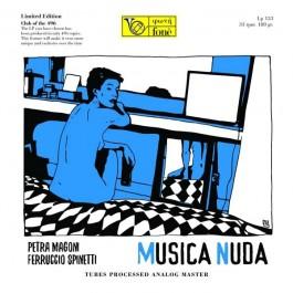 Petra Magoni & Ferruccio Spinetti Musica Nuda LP