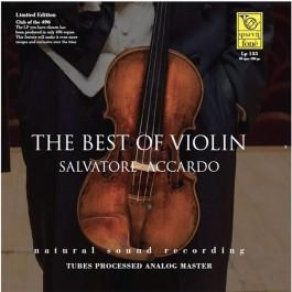 Salvatore Accardo Best Of Violin Limited LP