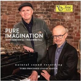 Scott Hamilton More Pure Imagination Limited LP