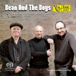Scott Hamilton Paolo Birro Alfred Kramer Bean And The Boys SACD