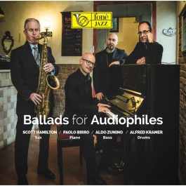 Scott Hamilton Paolo Birro Aldo Zunino Ballads For Audiophiles SACD