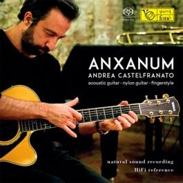 Andrea Castelfranato Anxanum SACD