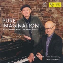 Scott Hamilton Paolo Birro Pure Imagination SACD