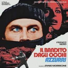 Soundtrack Il Bandito Dagli Occhi Azzurri Rsd 2021, Transparent Blue Vinyl LP
