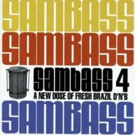Various Artists Sambass 4 CD