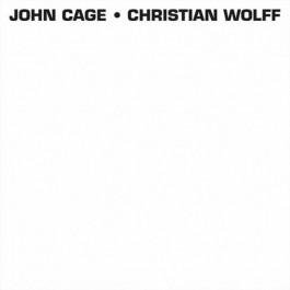 John Cage Christian Wolff John Cage, Christian Wolff LP