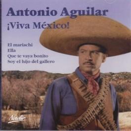 Antonio Aguilar Viva Mexico CD