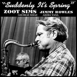 Zoot Sims Suddenly Its Spring Limited Edition LP