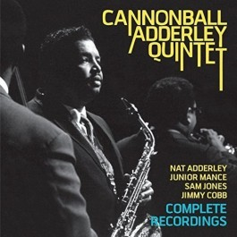 Cannonball Adderley Quintet Complete Recordings CD2