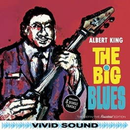 Albert King Big Blues CD