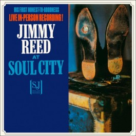 Jimmy Reed Jimmy Reed At Soul City CD