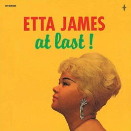 Etta James At Last LP+7