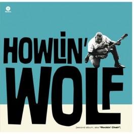 Howlin Wolf Second Album, Aka Rockin Chair CD